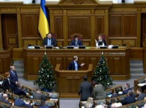 """Разумков вимкнув мікрофон Медведчуку під час виступу: """"Врегулювання конфлікту на Донбасі"""""""