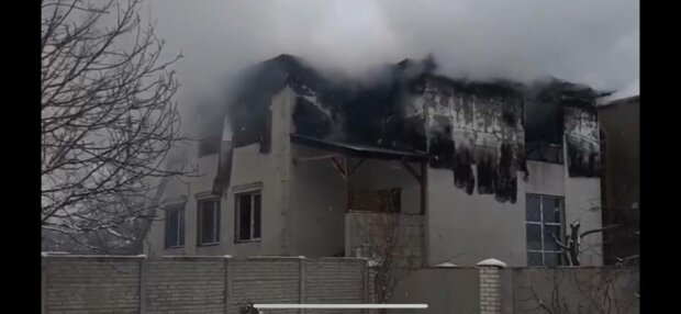 Дом престарелых в Харькове, фото: скриншот из видео