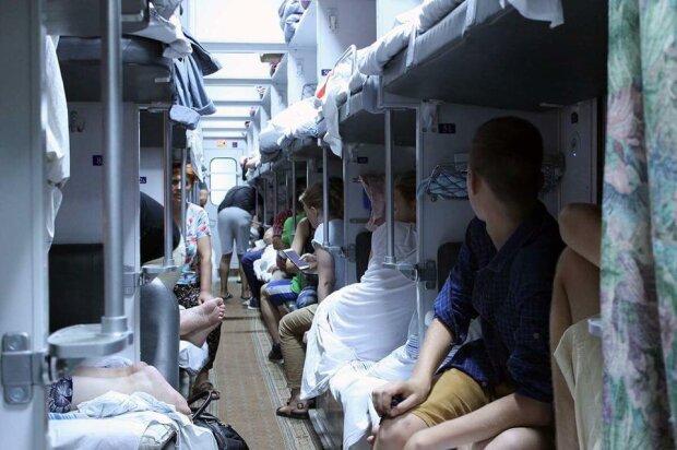 """""""Укразализныця"""" захватила пассажира """"в плен"""", потому что проводник спал - мужчина чуть не потерял самое ценное"""
