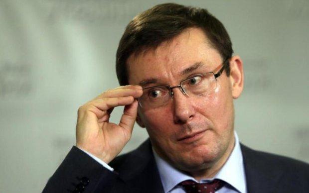 Луценко рассказал, кто следующим потеряет неприкосновенность