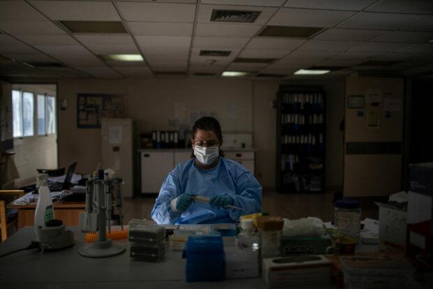 Коронавирус из Китая, фото: Getty Images