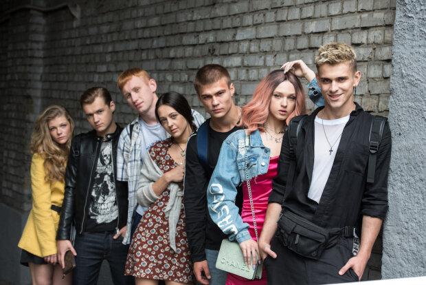 """Актеры сериала """"Первые ласточки"""", фото - пресс-служба Нового канала"""