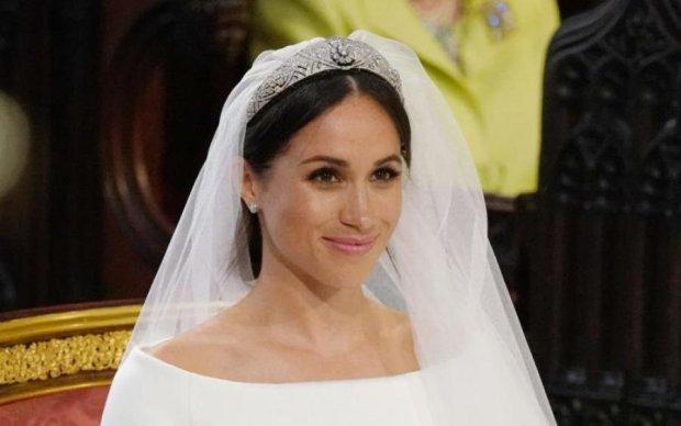 Розкрито секрет весільного макіяжу Меган Маркл
