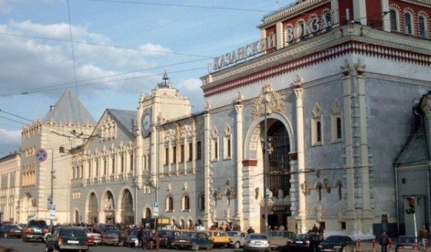 На Казанському вокзалі в Москві прогримів вибух