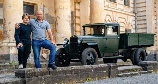 Тернополянин вернул к жизни любимую машину Сталина, тиран сдувал с нее пылинки
