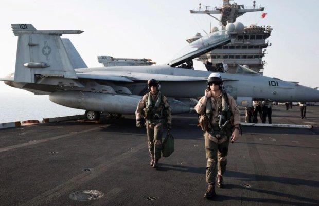 Пилоты ВМС признались во встречах с НЛО: уникальное видеодоказательство с радаров