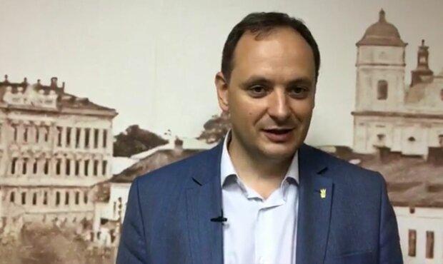 """Марцінків ополчився проти Зеленського через """"червону зону"""" у Франківську"""