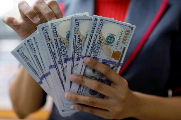 Курс валют на 29 грудня: долар виніс гривні новорічний вирок