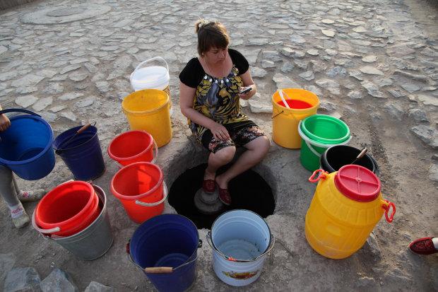Киевляне останутся на несколько дней без воды: где придется попотеть, - список адресов