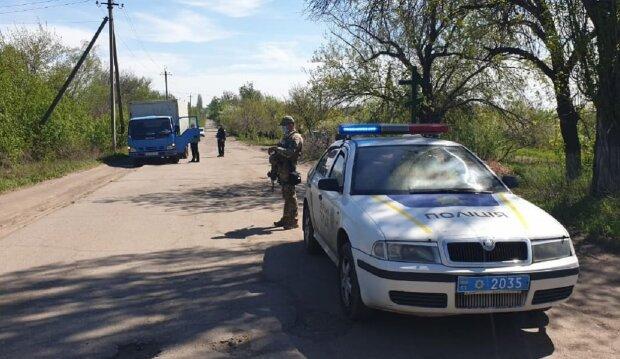 Украинцы схватили контрабандиста с товаром на полмиллиона