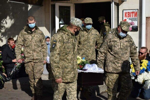 Хмельниччина попрощалась з Олександром Фариною, фото armyinform.com.ua
