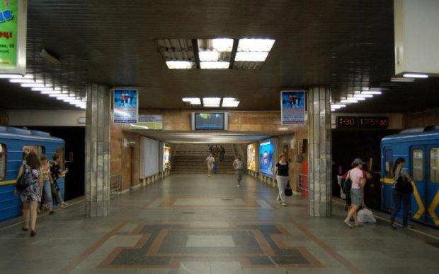 Увага! НП у київському метро: рух обмежено