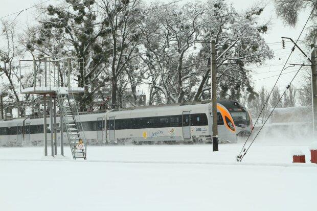 Железная дорога-фото Укрзализныця