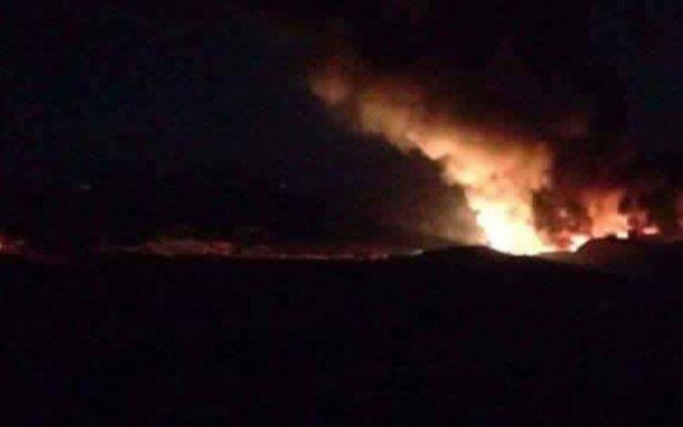 Мощный взрыв прогремел в Дамаске