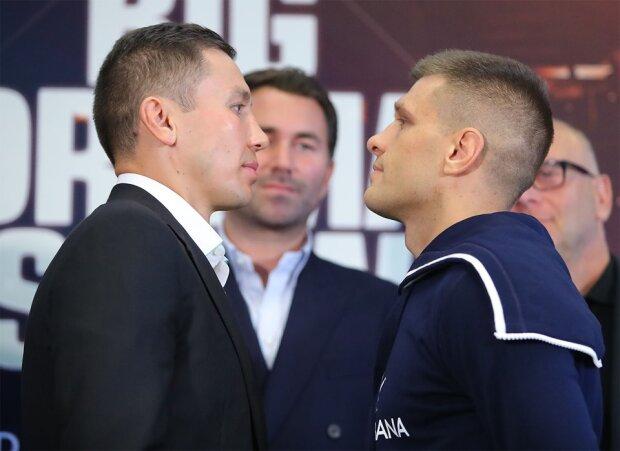 Бой Деревянченко - Головкин состоится 5 октября