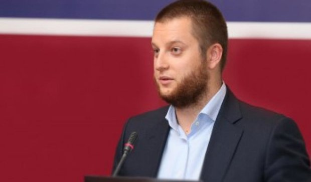 Новим радником Саакашвілі став директор стивідорної компанії