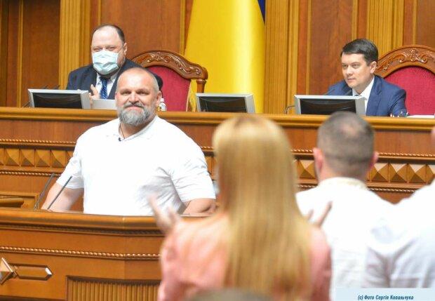 Верховная Рада, Василий Вирастюк-фото ВРУ