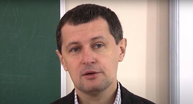 Роман Семенуха, скріншот з відео