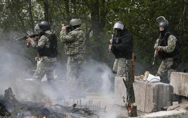Бойовики зрешетили житлові будинки і нарвалися на відсіч ЗСУ
