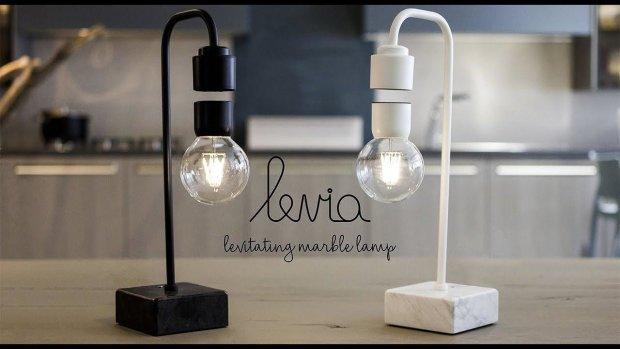Лампи Levia