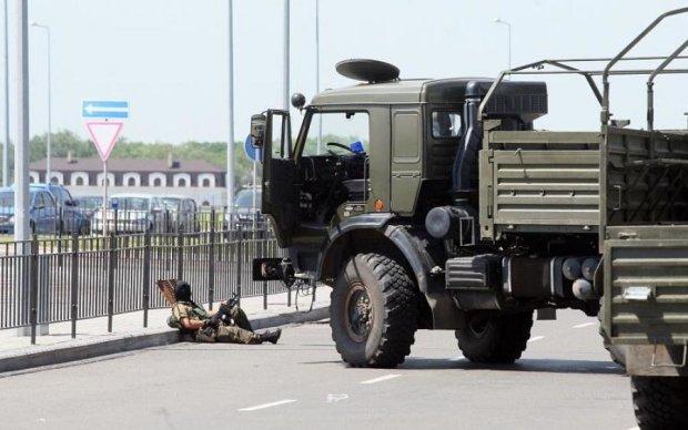 На Донбасі активізувалася техніка бойовиків