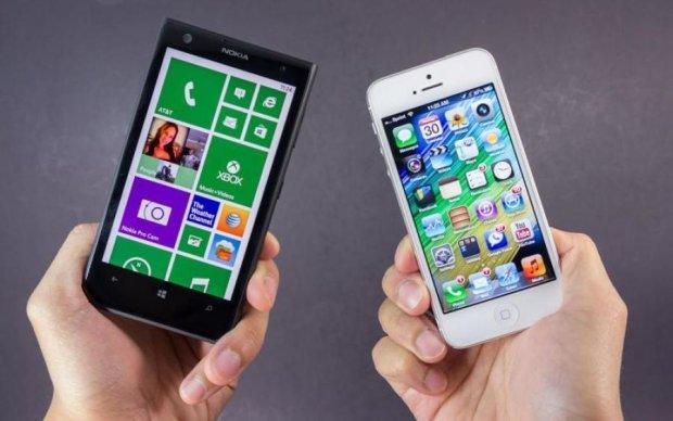 Apple суворо поплатиться за конфлікт із Nokia