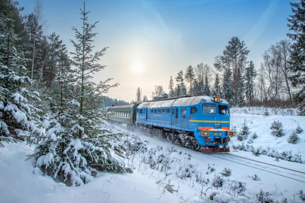 Поїзд, galinfo