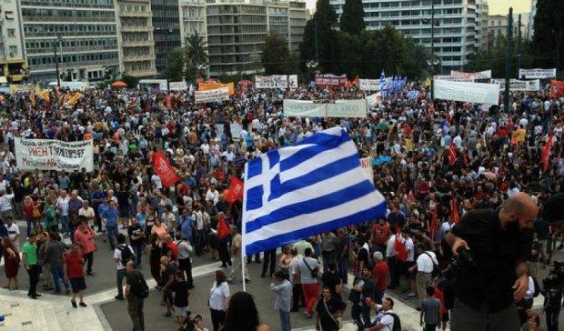 Понад шістдесят відсотків греків погодяться на умови ЄС