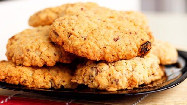 Смачніше ніж в кондитерській: покроковий рецепт домашнього вівсяного печива
