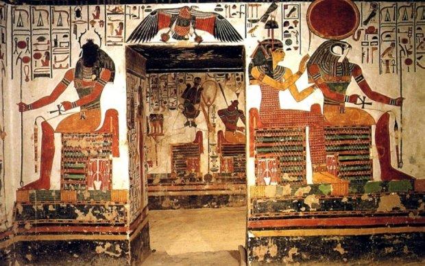 В Египте найдена нетронутая гробница возрастом почти 4000 лет