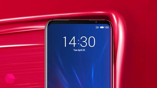 Meizu 16s получит нереальную технологию: патент показал главную фишку