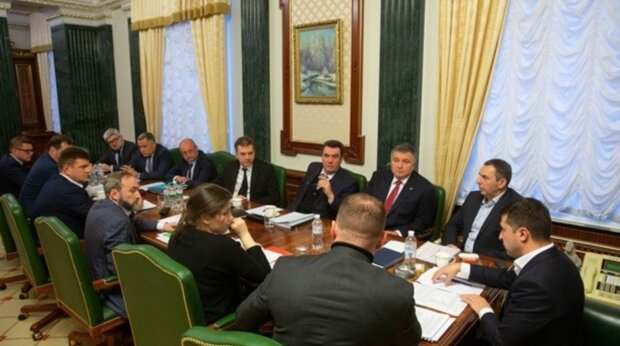 совещание в ОП Зеленского