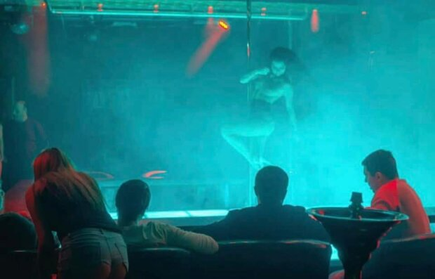 "Стрип-клуб / фото: Facebook ""Paradise Show Bar"""