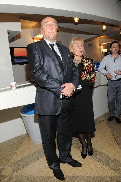 Борис Клюєв з дружиною, фото з Instagram