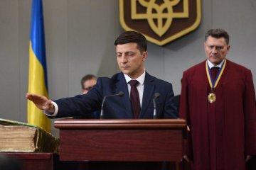 Зеленский принял присягу президента: украинцам показали кадры инаугурации