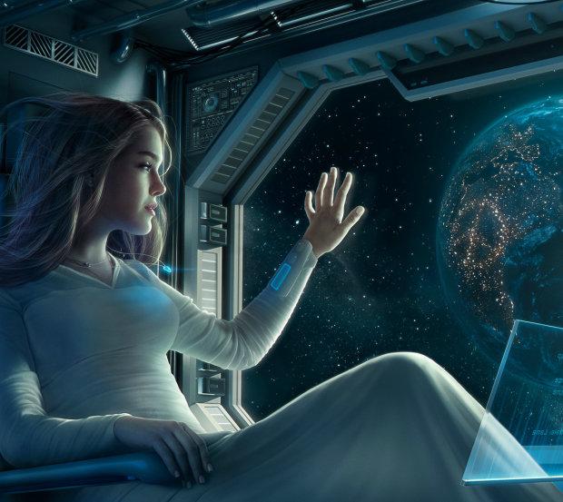 Розумніше, сильніше, красивіше: вчені зобразили, яким буде людство через 1000 років, дуже оптимістично
