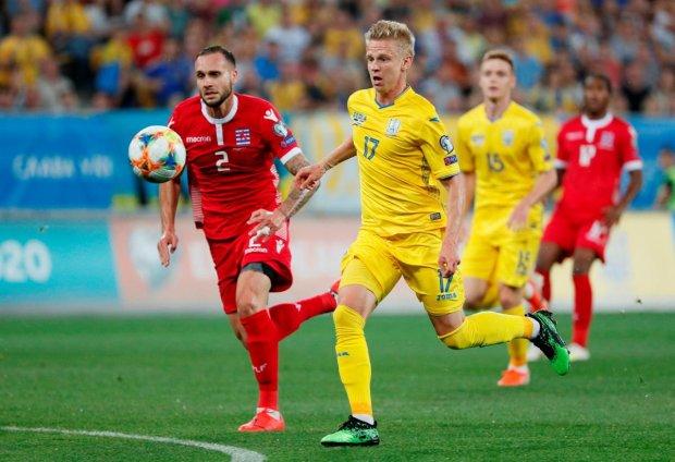 Відбір Євро-2020: відео голів та всі результати матчів 10 червня
