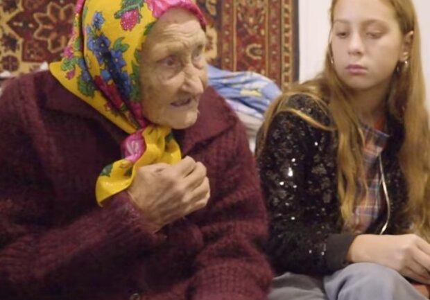 """Столетняя украинка пережила Голодомор и поделилась страшными воспоминаниями: """"Братик умирал и просил хлебушка"""""""