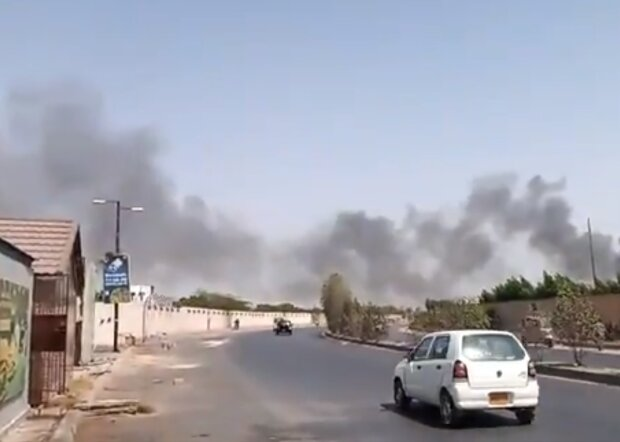 Авіакатасрофа в Пакистане, фото Twitter