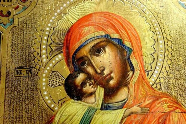 Володимирська ікона Божої Матер / фото molva33