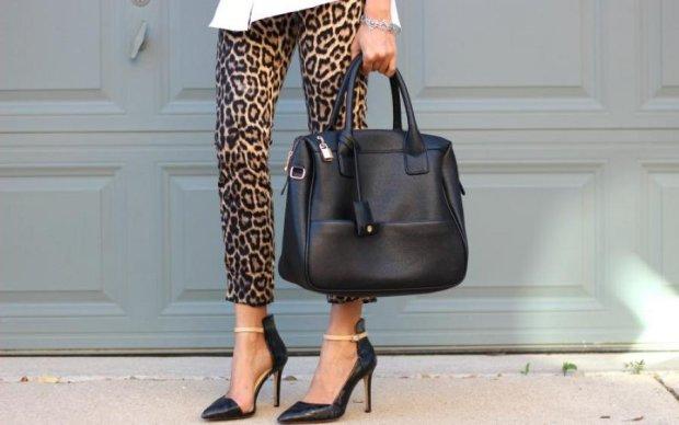 Леопардовый принт: с чем носить чтобы быть в тренде