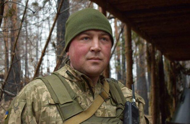 "Командир ""Акации"", фото: armyinform"