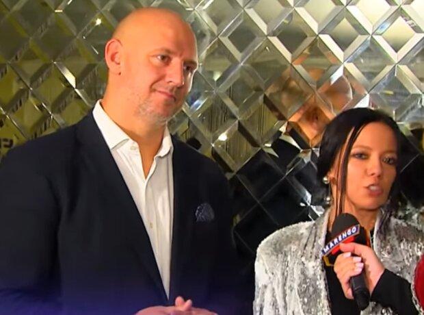 Потап и Ирина Горовая, скриншот: YouTube
