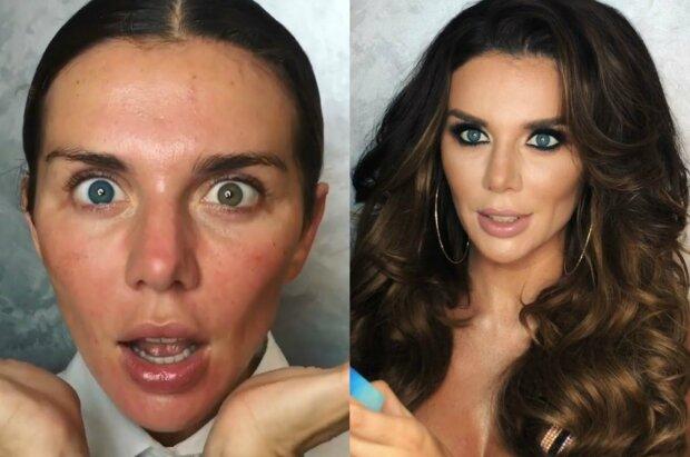 От природы никуда не денешься - звезды показали свои лица без макияжа: такие же люди, как и все