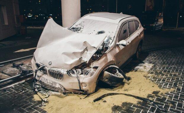 Фото з місця аварії: Інформатор