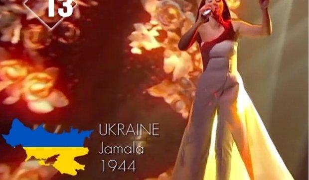 """Евровидение """"подарило"""" Украине Кубань"""