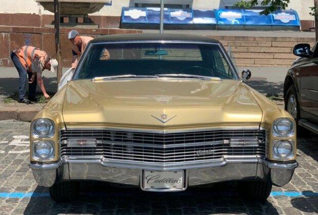 Cadillac de Ville, фото из фейсбук
