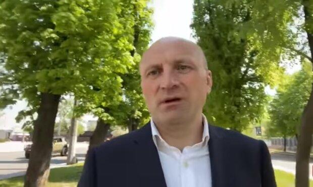 Мэр Черкасс Анатолий Бондаренко (Скриншот видео)