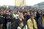 """Тисячі українців звернулися на Майдані до Зеленського: """"Ми за єдину українську формулу!"""""""