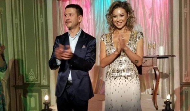 Дмитрий Ступка женился на эро-модели (фото)
